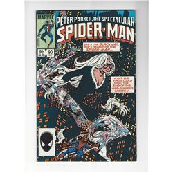 Peter Parker, The Spectacular Spider-Man Issue #90 by Marvel Comics