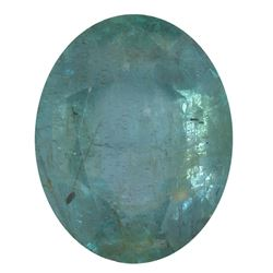 6.37 ctw Oval Emerald Parcel