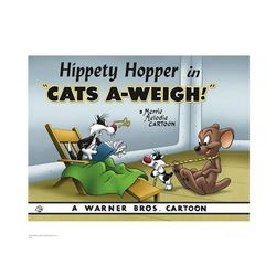 Warner Brothers Hologram Cats a Weigh