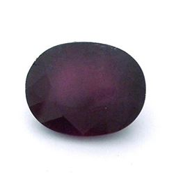 34.38 ctw Oval Ruby Parcel