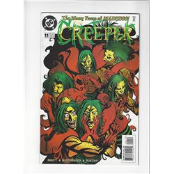 Creeper Issue #11 by DC Comics