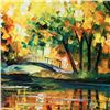 Image 2 : To Walk Alone by Afremov, Leonid