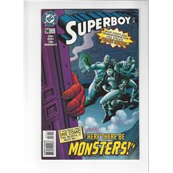 Superboy Issue #56 by DC Comics