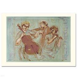 Trio by Hibel (1917-2014)