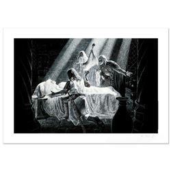 Healing Of Eowyn by Greg Hildebrandt