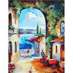 Alexander Grinshpun Archway to Paradise
