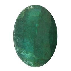 5.25 ctw Oval Emerald Parcel