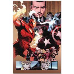 New Avengers #48 by Marvel Comics