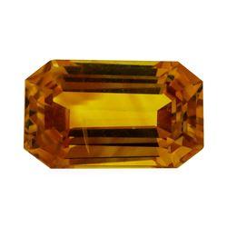 2.00 ctw Orange Sapphire