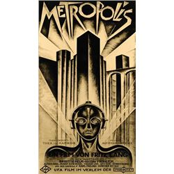 Schuluz Nendamm - Metropolis Film