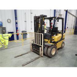 YALE 40VX Forklift - Mast