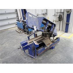 JET Bandsaw Shop Equipment