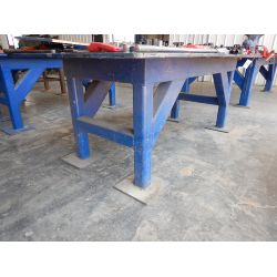 Metal Table Shop Equipment
