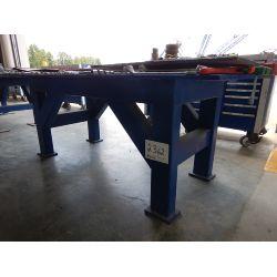 Metal Table Shop Equipment