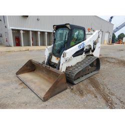 2012 BOBCAT T750 Skid Steer Loader - Crawler