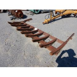 Dozer D6 Rake Attachment