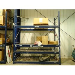 Metal Shelving Shop Equipment