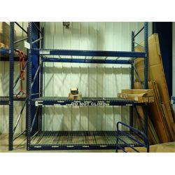 Metal Shelving Shop Equipment