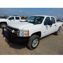 2014 CHEVROLET 2500 HD Pickup Truck
