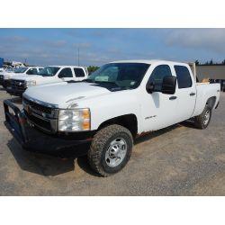 2011 CHEVROLET 2500 HD Pickup Truck