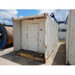 Office Container Trailer