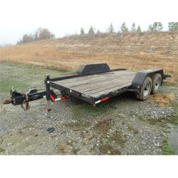 2014 BETTER-BUILT TRAILERS  Tilt Bed Trailer