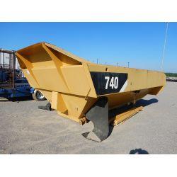 CATERPILLAR 740 Off-Highway Truck Bed Equipment Part