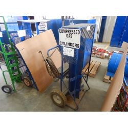 Oxygen & Acetylene Cart Welding Equipment