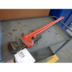 """Proto 48"""" Pipe Wrench Tool"""