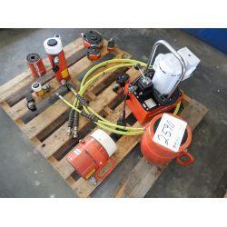 Power Team  PE174 Model B Pump Tool