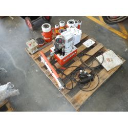 Power Team  PE 55 TWP Model E Pump Tool
