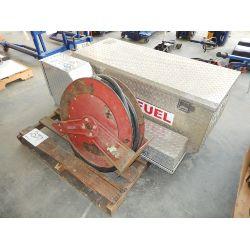 Toolbox/ Fuel Tank - Asphalt / Storage / Fuel