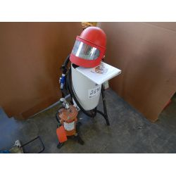CLEMCO SANDBLASTING POT Shop Equipment
