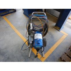GRACO UltraMax II 595 Painting / Cleaning