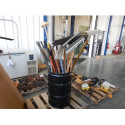 SHOVELS, SPONGES, BROOMS Shop Equipment