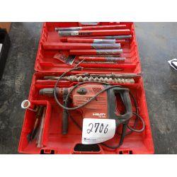 HILTI TE80 HAMMER DRILL Tool
