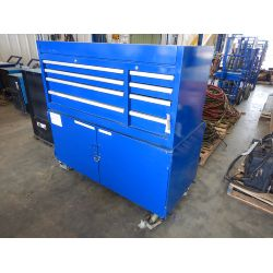 METAL TOOL BOX Shop Equipment