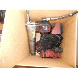 ALEMITE 18V CORDLESS GREASE GUN Tool