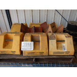 WHEEL CHOCKS Shop Equipment