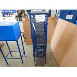 OXYGEN/ACETYLENE CAGE Shop Equipment