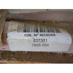 "60"" RECEIVER COILS  Equipment Part"