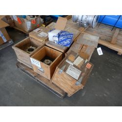 CARBON SEALS & BEARING SLEEVES Equipment Part