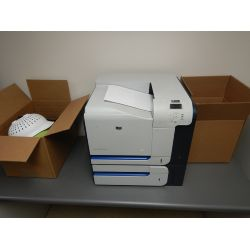 HP LASERJET PRINTER/ MISC. OFFICE SUPPLIES Office Equipment / Furniture