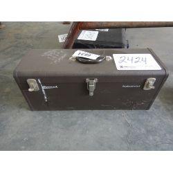 HOMAK INDUSTRIAL METAL TOOL BOX Shop Equipment