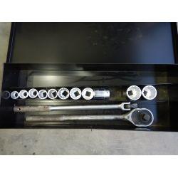 BLACKHAWK PULL HANDLE/ RATCHET SET Shop Equipment