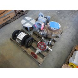 PBM BALL VALVES Equipment Part