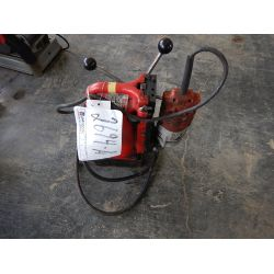 MILWAUKEE MAGNETIC DRILL Tool