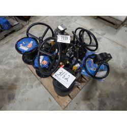 VALVE ACTUATORS/ ELECTRIC MOTORS Equipment Part