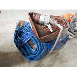 """6"""" PVC DISCHARGE HOSE Equipment Part"""