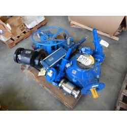 VALVES/ ROTARY ACTUATOR Equipment Part